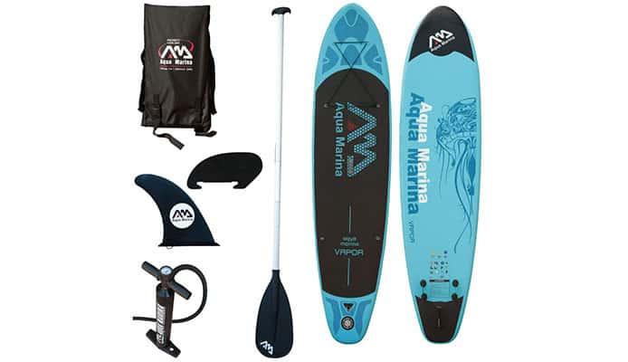 Aqua Marina Vapor Paddleboard Review
