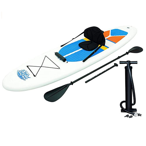 Bestway Hydro Force White Cap Inflatable SUP