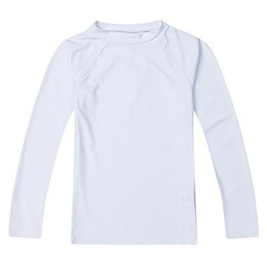 Estamico Boy's Long Sleeve Rash Guard