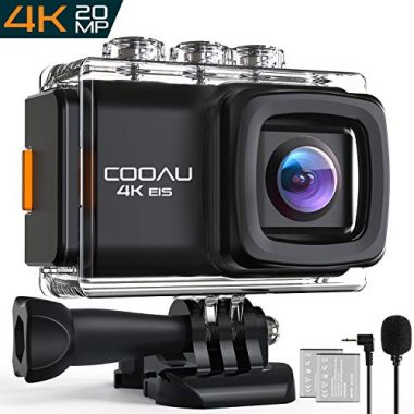 Action Camera by COOAU