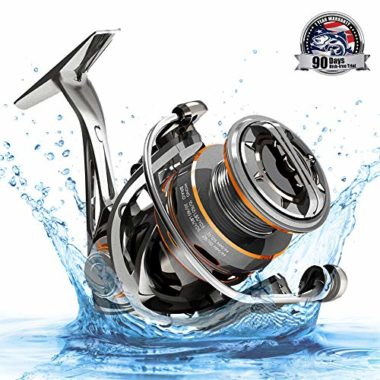 Cadence CS8 Ultralight Spinning Reel