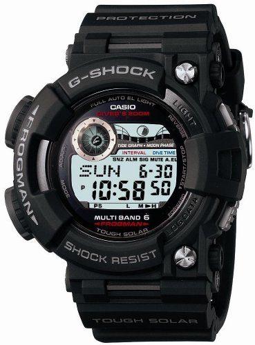 Casio G-Shock Digital Dial Resin Quartz Men's Dive Watch