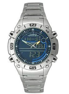 Casio Men's Outgear Fishing Watch