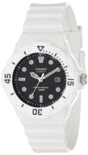 """Casio LRW200H-1EVCF """"Dive Series"""" Divers Women's Dive Watch"""