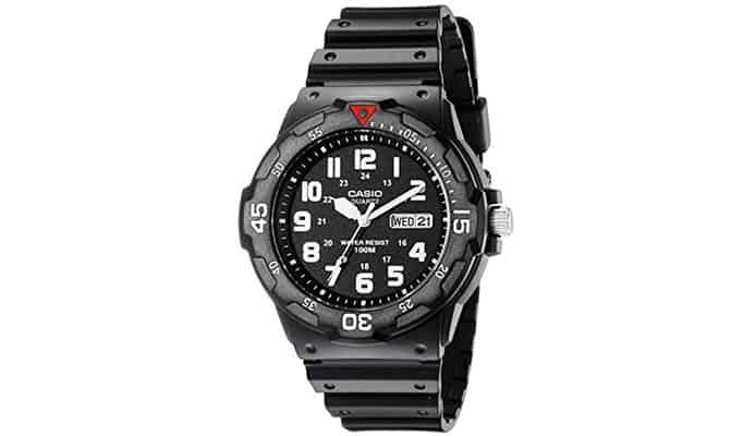Casio Men's Sport Analog Dive Watch Review