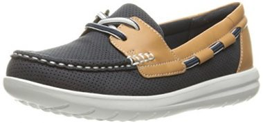 Clarks Jocolin Vista Boat Shoes For Women