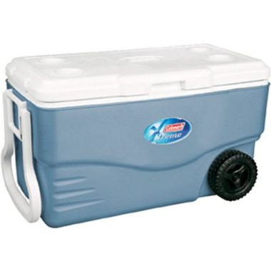 Coleman 100-Quart Xtreme 5-Day Heavy-Duty Wheeled Cooler