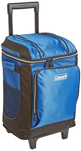 Coleman 42-Can Soft Wheeled Cooler
