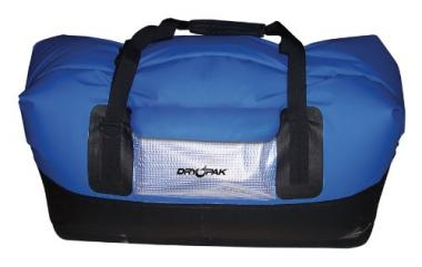 Kwik Tek Dry Pak Waterproof Duffel Sailing Bag