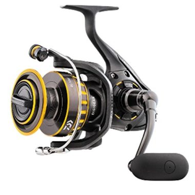 Daiwa BG Ultralight Spinning Reel