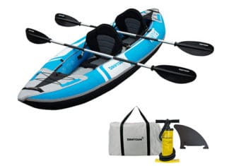 Driftsun_Voyager_Inflatable_Kayak_Review