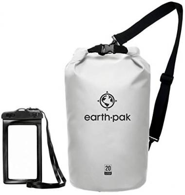 Earth Pak Waterproof Boating Dry Sailing Bag