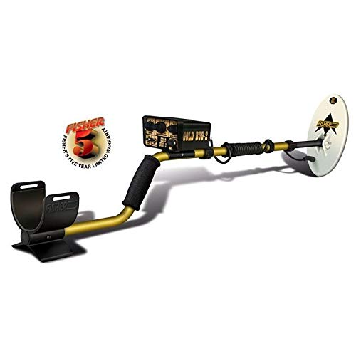 Fisher Gold Bug 2 Gold Elliptical Search Coil Metal Detector
