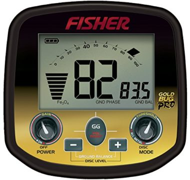 Fisher Labs Gold Bug Pro Combo Gold Metal Detector