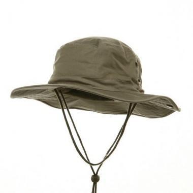 Men's Twill Hat by MG