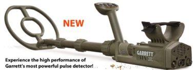 Garrett Military Grade Gold Metal Detector