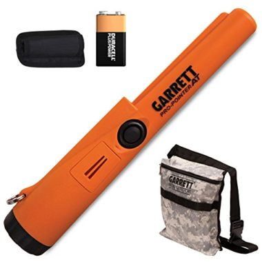 Garrett Pro Waterproof Pinpointer AT Metal Detector