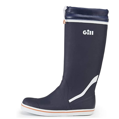 Gill Men's Tall Yachting Sailing Boots