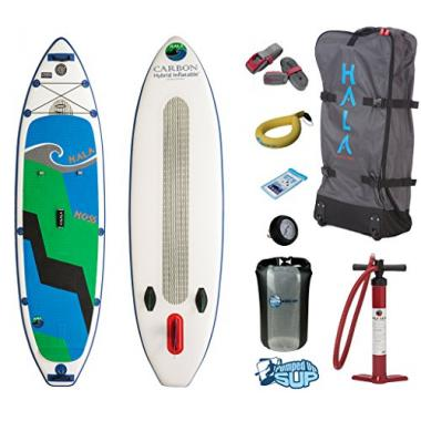 Hala CARBON HOSS Inflatable SUP Paddle Board