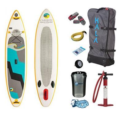 Hala CARBON PLAYA Inflatable Paddle Board