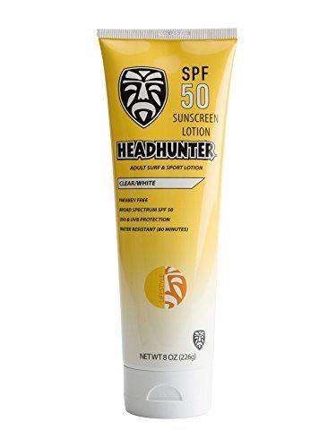 Headhunter Adult Lifestyle Sunscreen