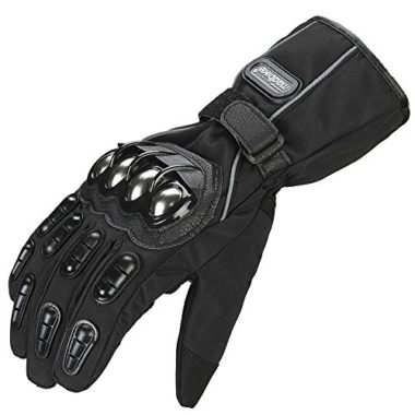 ILM Alloy Steel Riding Waterproof Gloves