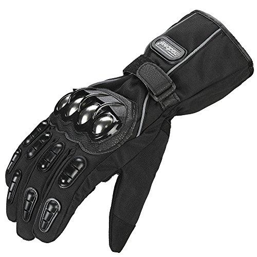 ILM Alloy Steel Riding Waterproof Gloves