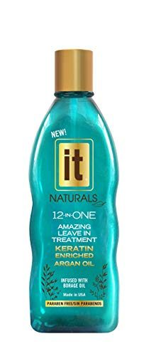 IT NATURALS 12-in-ONE Argan Oil Leave In Treatment
