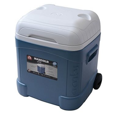 Igloo Ice Cube Maxcold Roller Wheeled Cooler