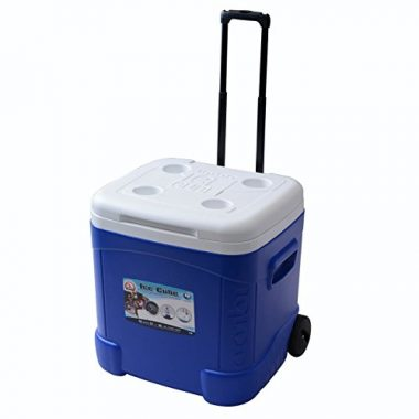 Igloo Ice Cube Roller Wheeled Cooler