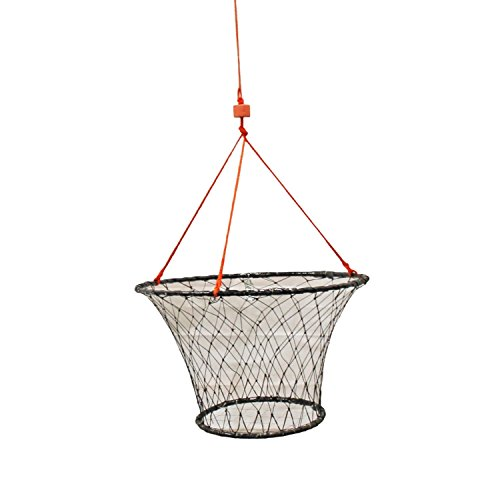 Kufa Rubber Wrapped Ring Crab Trap
