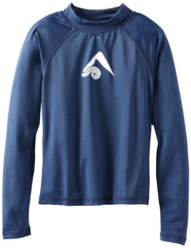 Kanu Surf Platinum Boy's Rash Guard