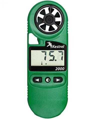 Kestrel Pocket Wind Anemometer