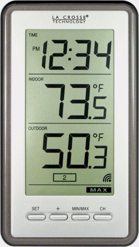 LaCrosse WS-9160U Indoor Outdoor Thermometer