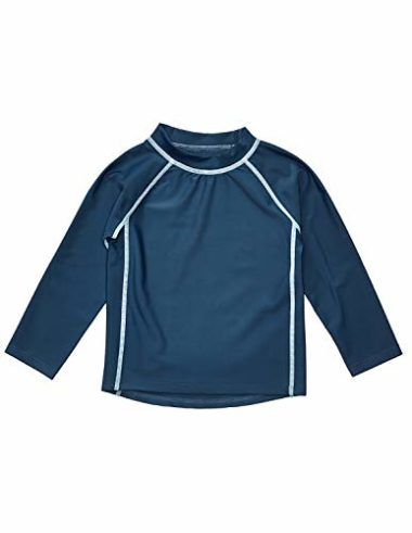 Leveret Long Sleeve Toddler Rash Guard