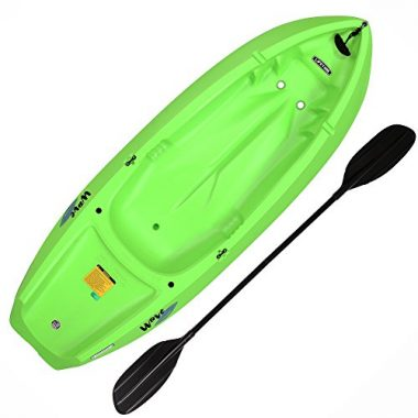 Lifetime Youth Wave Kayak with Paddle Affordable Kayak