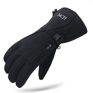 MCTi Mens' Ski Waterproof Gloves