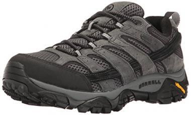 Merrell Men's Moab 2 Waterproof Running Shoes