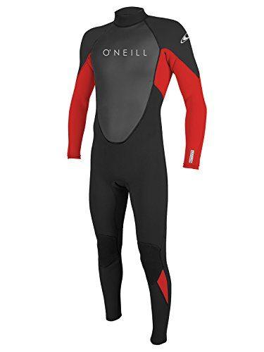O'Neill Men's Reactor Back Zip Full Wetsuit