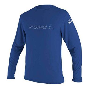 O'Neill Men's Basic Skins Long Sleeve Sun Shirt Surf Gear