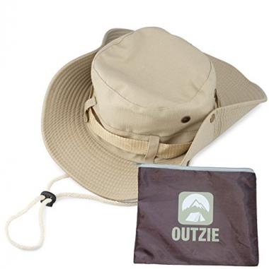 OUTZIE Wide Brim Booney Sailing Hat