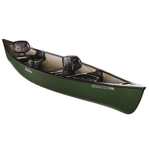 Old Town Saranac 146 Fishing Canoe