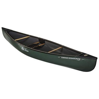 Old Town Canoes Discovery Solo Fishing Canoe