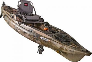 Old Town Predator Pedal Fishing Kayak