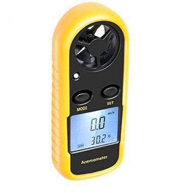 Digital Anemometer by Petcaree