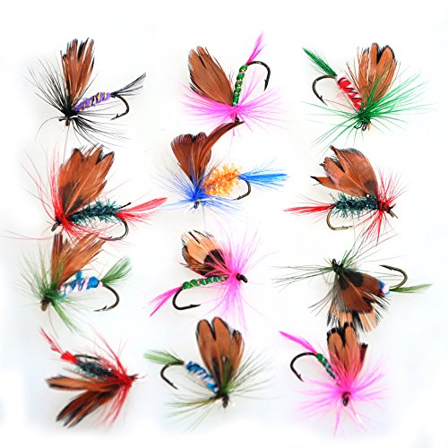 Piscifun Dry Flies For Trout
