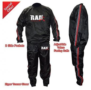 RAD Heavy Duty Sweat Sauna Suit