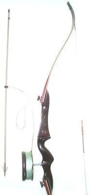 RH Beginner Bowfishing Package w/ PSE Kingfisher Recurve Takedown Bowfishing Bow