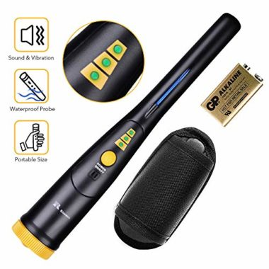 RM Ricomax Waterproof Pinpointer Metal Detector
