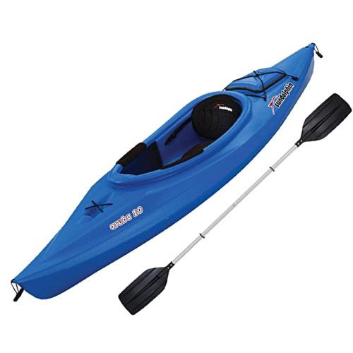SUNDOLPHIN Aruba 10-Foot Low Price Kayak